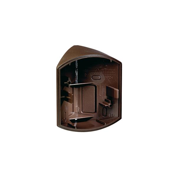1 Stk RC Ecksockel braun für Bewegungsmelder der RCI Serie ESM016127-