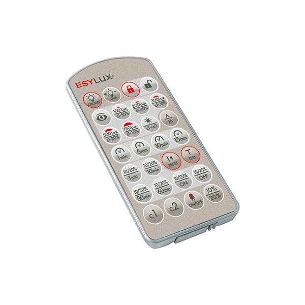 1 Stk Mobil-PDi/Dali universale Service-Fernbedienung, silber ESP425899-