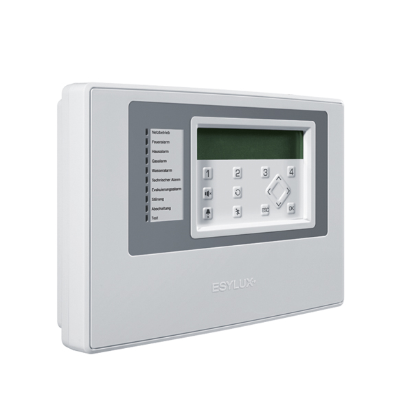 1 Stk PROTECTOR K Control Panel, weiß ESR010682-