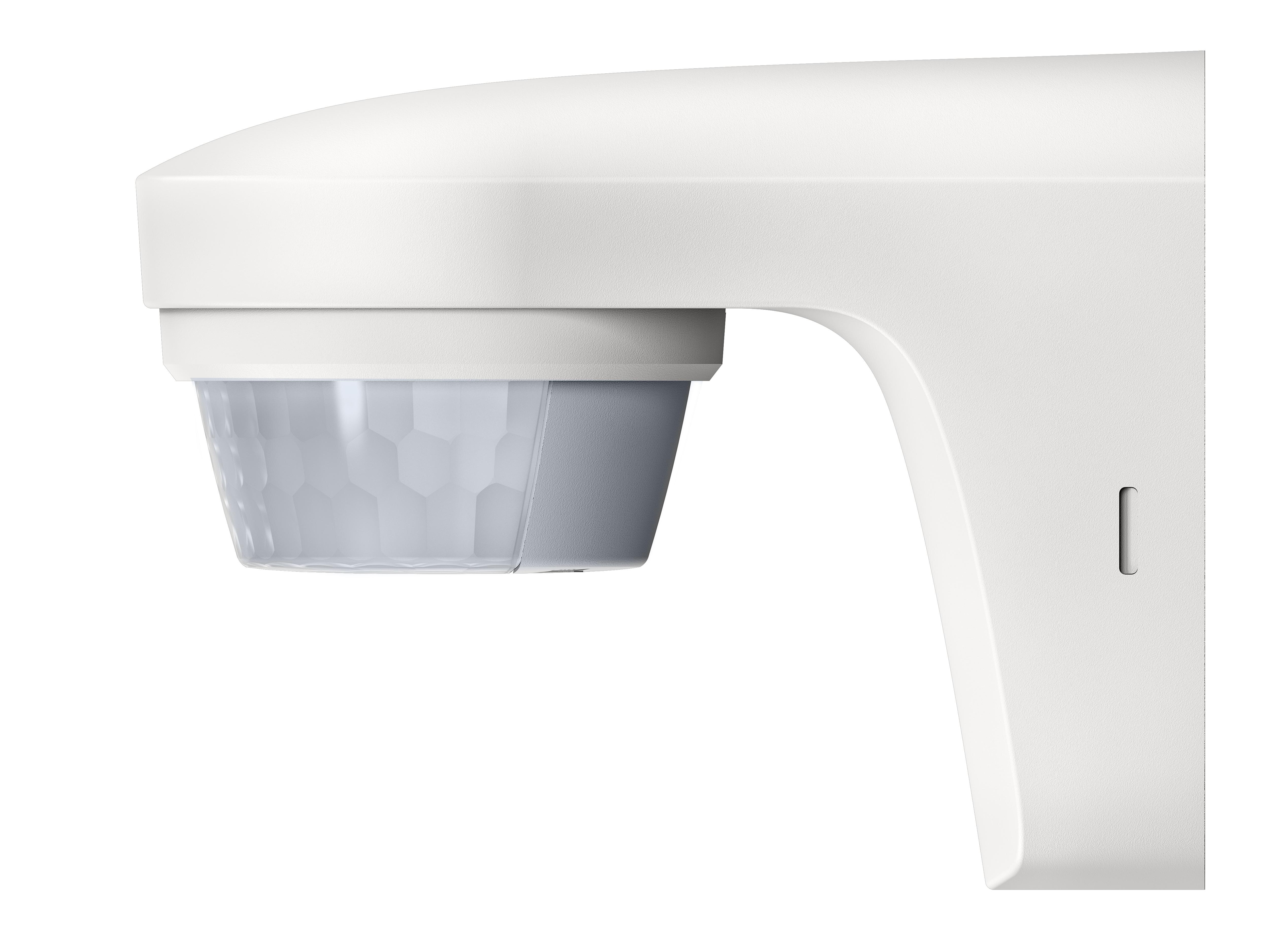 1 Stk Bewegungsmelder für Wandmontage, 150°, Ø12m, IP55, weiß EST1010500