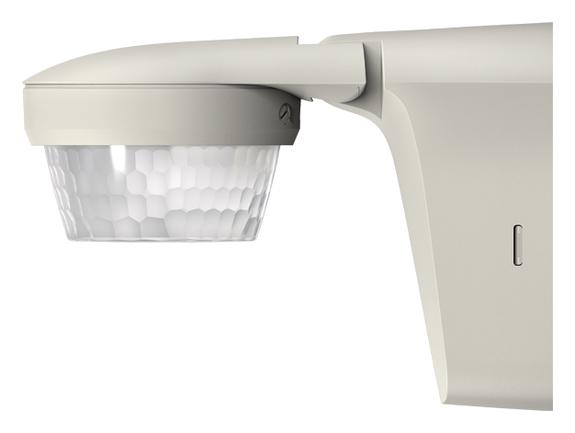 1 Stk Bewegungsmelder, Wand/Deckenmontage, 360°/Ø16m/IP55, weiß EST1010510