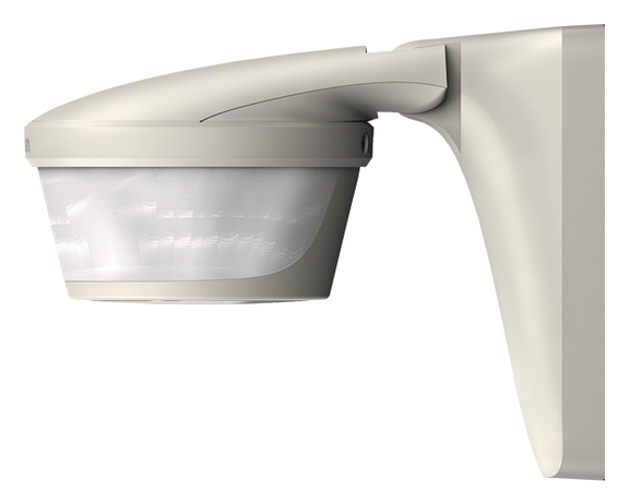 1 Stk Bewegungsmelder, Wand/Deckenmontage, 220°/Ø16m/IP55, weiß EST1010605