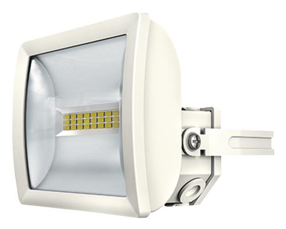 1 Stk LED Strahler, Wandmontage, 10 Watt, IP55, weiß  EST1020711
