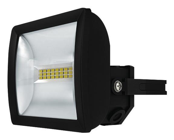 1 Stk LED Strahler, Wandmontage, 10 Watt, IP55, schwarz EST1020712