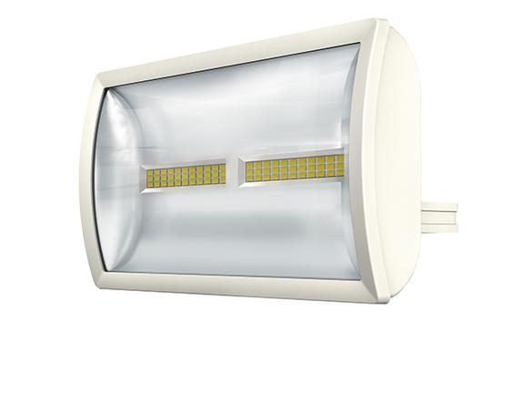 1 Stk LED Strahler, Wandmontage, 30 Watt, IP55, weiß  EST1020715