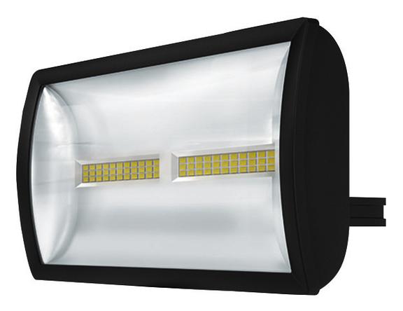 1 Stk LED Strahler, Wandmontage, 30 Watt, IP55, schwarz EST1020716