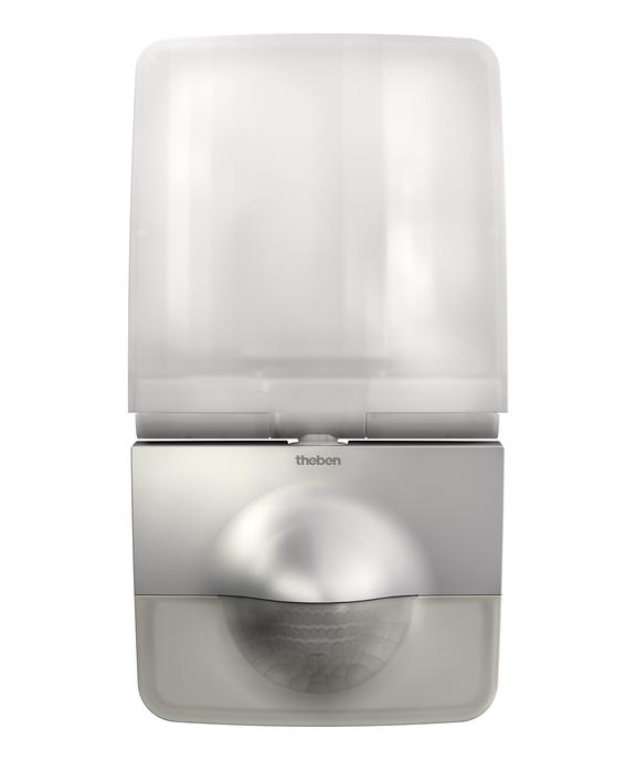 1 Stk LED Strahler mit Bewegungsmelder, 11W/180°/8m, aluminium EST1020942