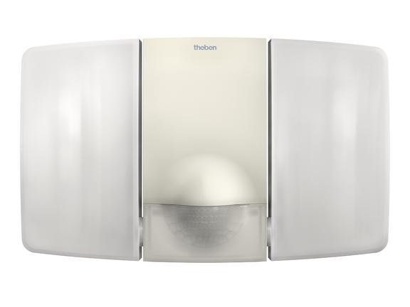 1 Stk LED Strahler mit Bewegungsmelder, 20W/180°/8m, weiß EST1020943