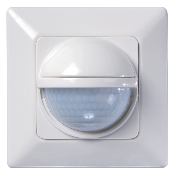 1 Stk Bewegungsmelder, Wandmontage, 200°/Ø16m/IP40, weiß, 2-Draht EST1030031