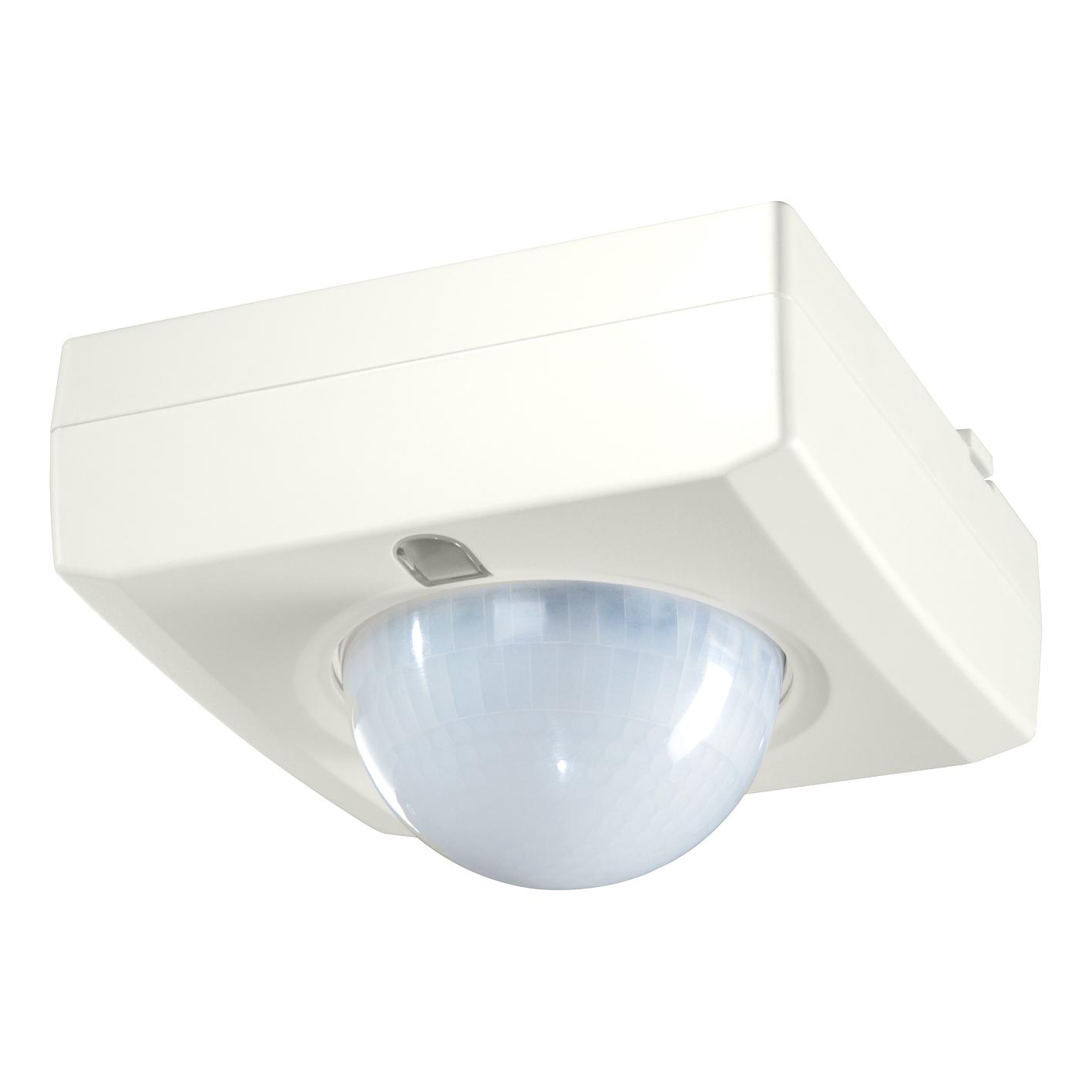 1 Stk Präsenzmelder für Deckenmontage, 360°, Ø12m, IP41, weiß EST1040360