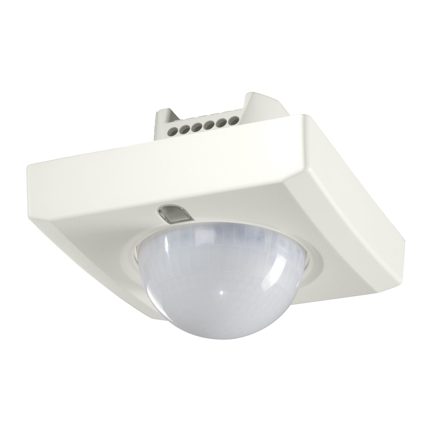 1 Stk Präsenzmelder für Deckenmontage, 360°, Ø12m, IP41, weiß EST1040370