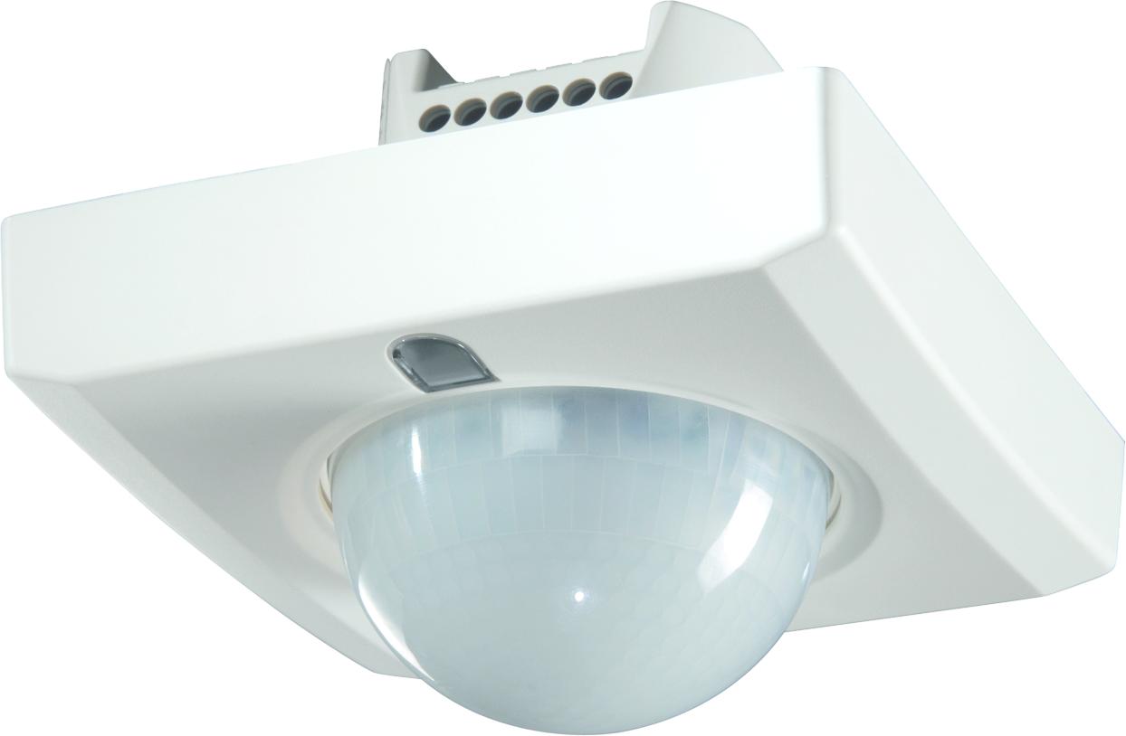 1 Stk Präsenzmelder für Deckenmontage, 360°, Ø12m, IP41, weiß EST1040372