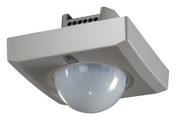 1 Stk Präsenzmelder für Deckenmontage, 360°, Ø12m, IP40, weiß EST1040374