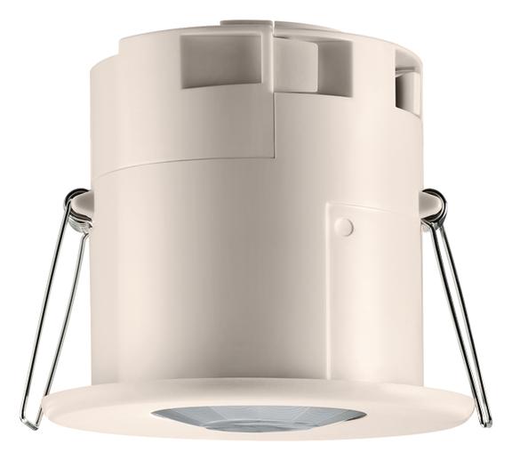 1 Stk KNX-Bewegungsmelder für Deckenmontage, 360°/Ø12m/IP41, weiß EST1079215