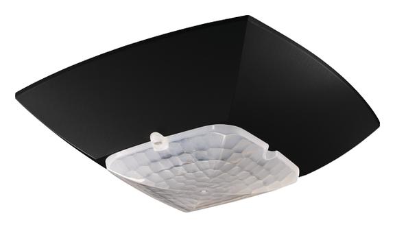 1 Stk LON-Präsenzmelder für Deckenmontage, 360°/49m²/IP40, schwarz EST2009101