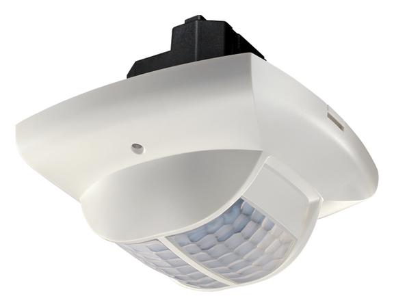 1 Stk Präsenzmelder für Deckenmontage, 360°, 49m², IP40, weiß EST2010080