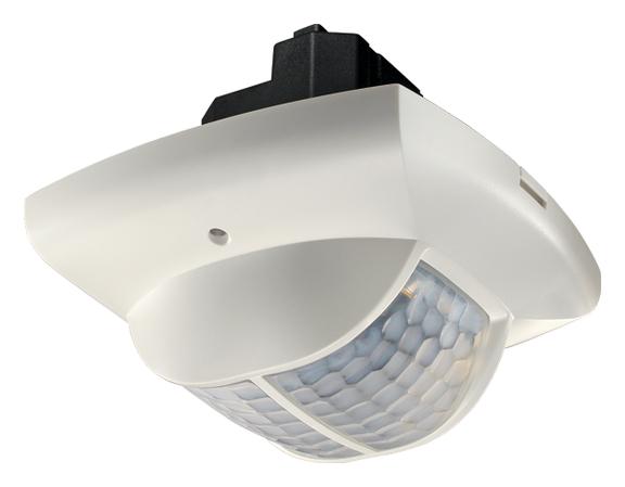 1 Stk Präsenzmelder für Deckenmontage, 360°, 135m², IP40, weiß EST2014090