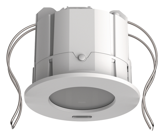 1 Stk LON-Präsenzmelder für Deckenmontage, 360°/49m²/IP20, weiß EST2039200