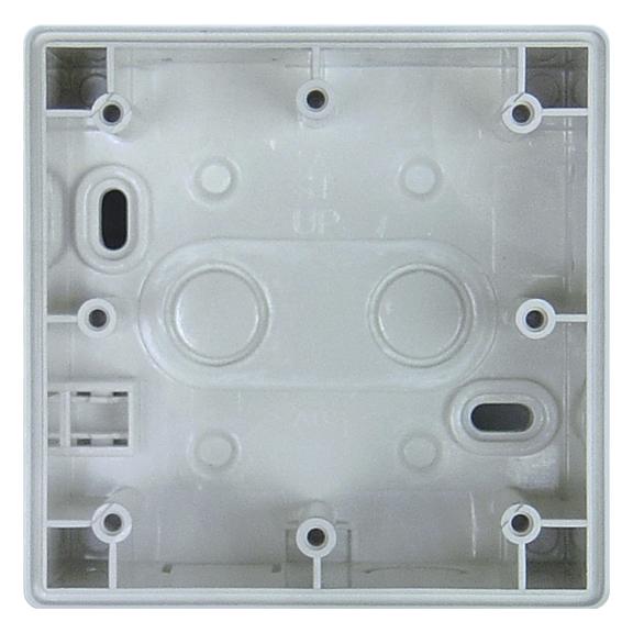 1 Stk Rahmen, Aufputz, LUXA 103-200 EST9070504