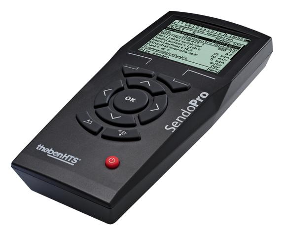 1 Stk Service-Fernbedienung Sendo Pro 868-A EST9070675