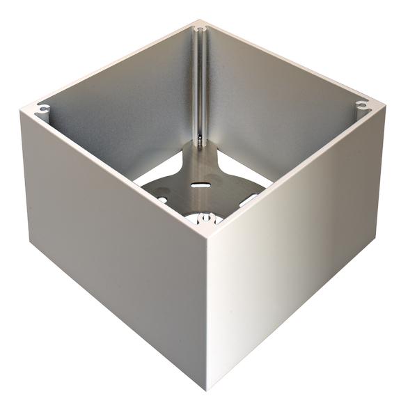1 Stk Rahmen, Aufputz, PlanoBox 1 weiß EST9070731