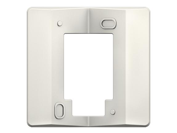 1 Stk Eckmontagewinkel, LUXA-LED, weiß EST9070756