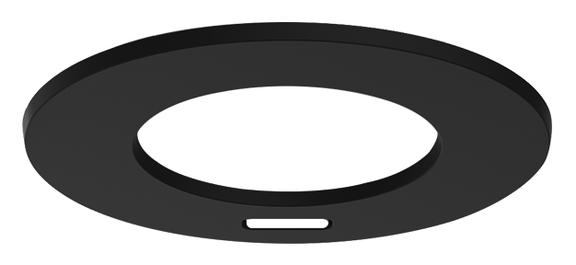1 Stk Rahmen PlanoCover 76, schwarz EST9070977