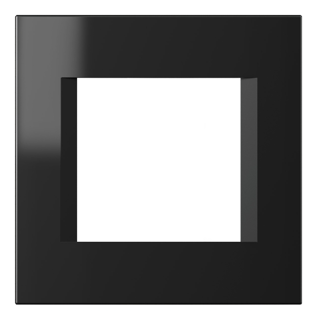 1 Stk Rahmen 2M, schwarz ET115014--