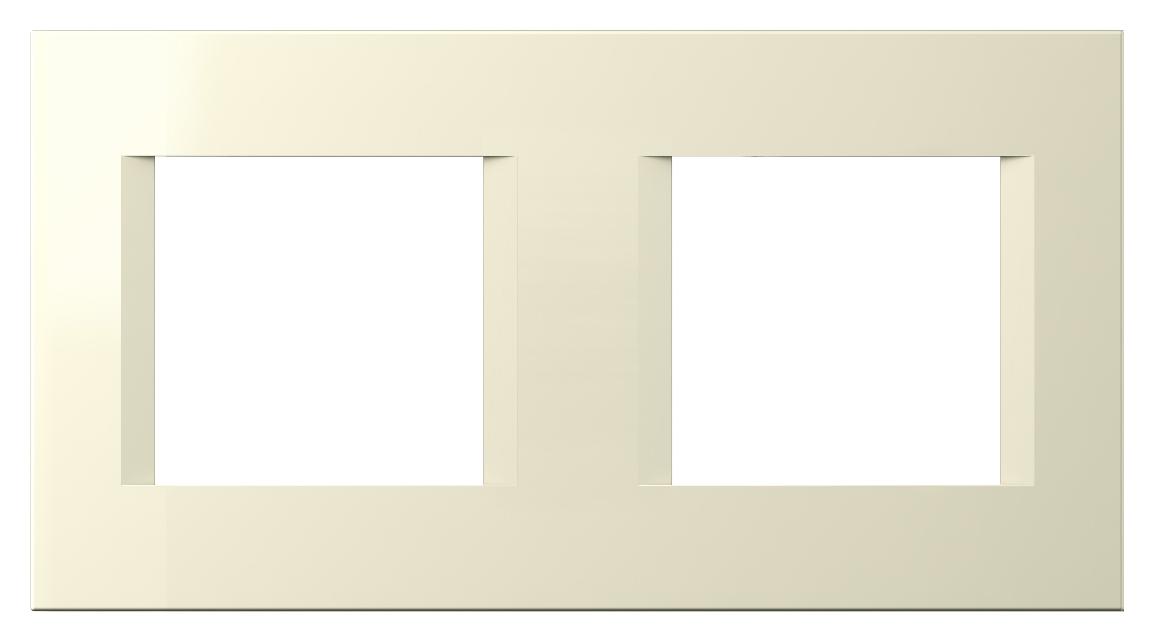 1 Stk Rahmen 2x2M, beige ET125018--