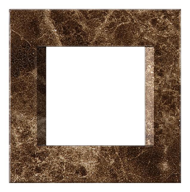 1 Stk Rahmen 2M, steinsmaragd ET145014SE