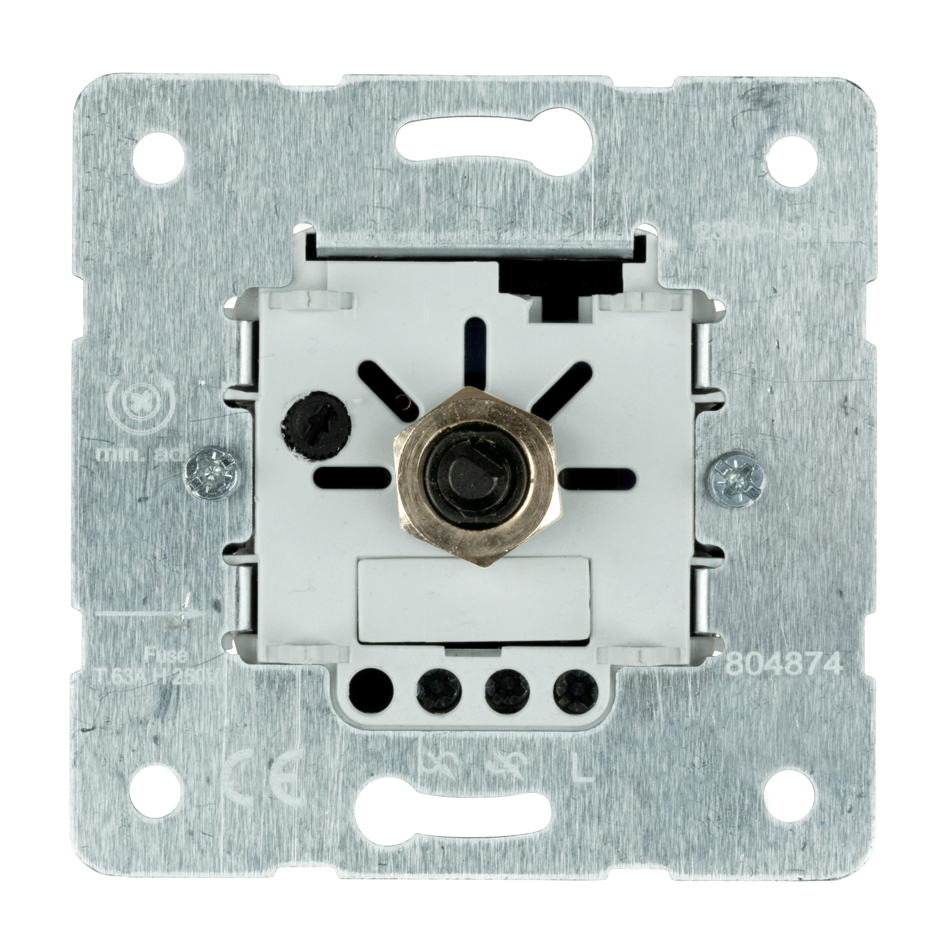 1 Stk Dimmereinsatz 6-100W/VA für LED EV103020--