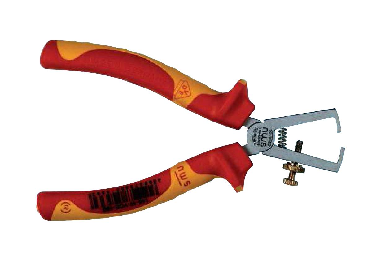 1 Stk Abisolierzange-universal-VDE 160mm, Solingen GI17150261