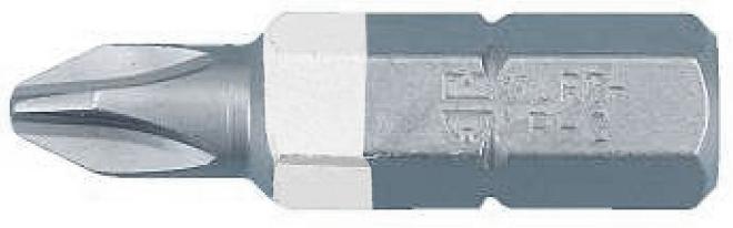 1 Stk Bit 1/4 PH-Gr2, L25mm weiß GI61417646