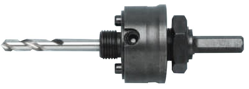 1 Stk Aufnahmeschaft für Zylindersägen 32-152mm GI63202106