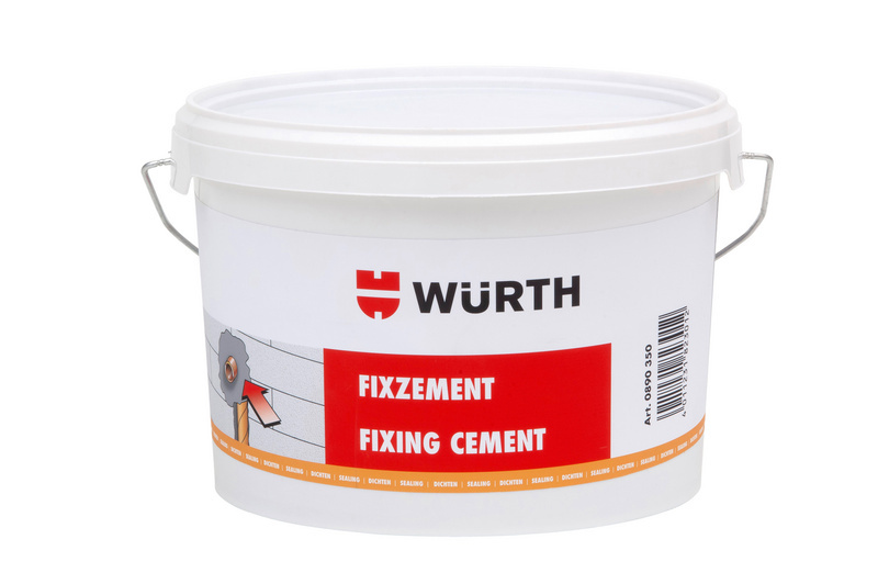 1 Stk Montagemörtel-Kübel-Fixzement-15kg GI89035107