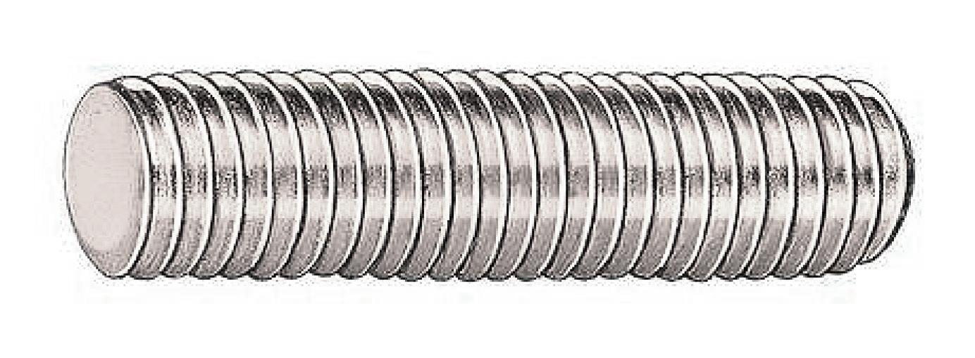 1 Stk Gewindestange DIN976 verzinkt 8x1000mm GI95880905