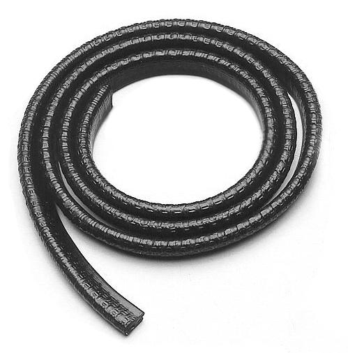 10 m Kantenschutz mit Metalleinlage, Wandstärke 1-2mm, 1 Bund=10m GI9610025-