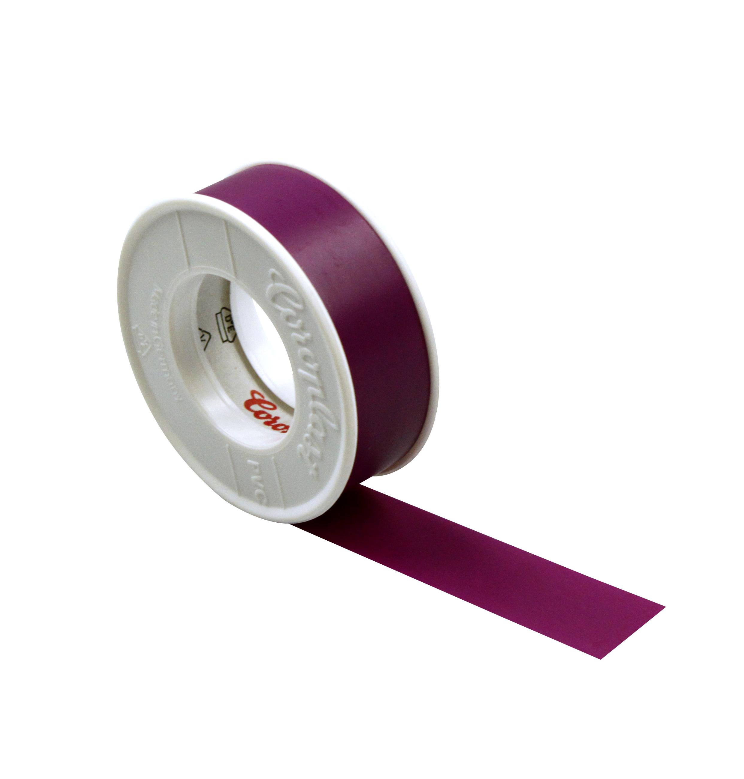 1 Stk Isolierband violett 15mm x 10m-Coroplast GI98510902