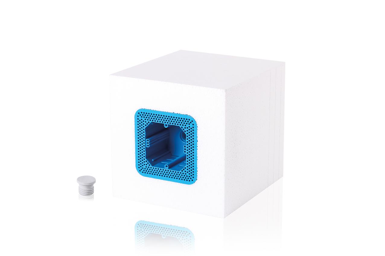 1 Stk Thermofix Gerätedose für 80-200 mm Dämmung GTDEPS20MU