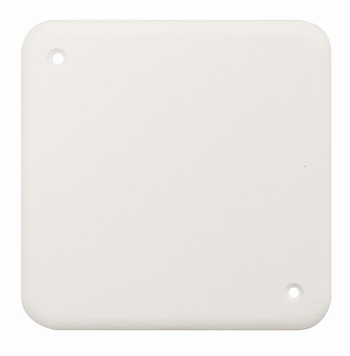 100 Stk Ersatzdeckel weiß für UP-Abzweigkasten 80x80mm GTDW140 GTDW140D--