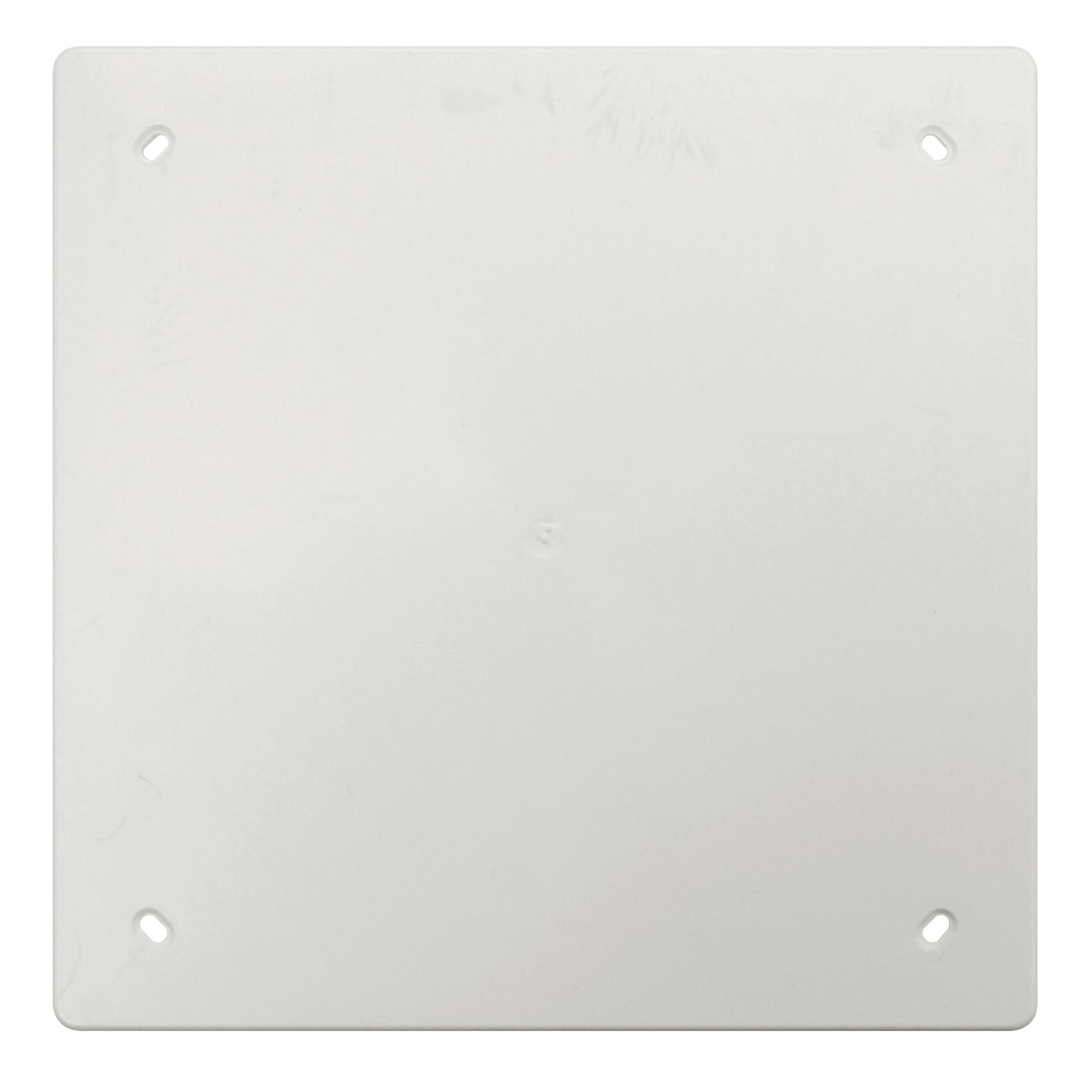 100 Stk Ersatzdeckel weiß für UP-Abzweigkasten 150x150mm GTDW142 GTDW142D--