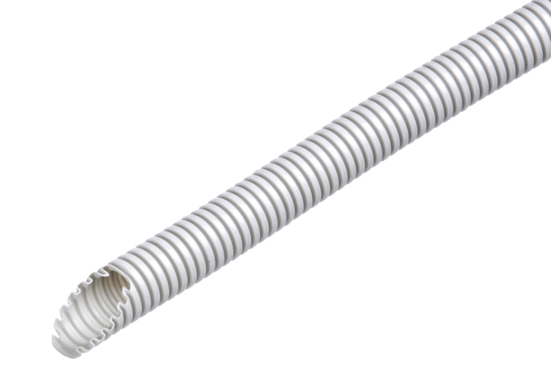 100 m Flex-leicht Schlauch M63, 320N, Ring 25m, hellgrau GTPTXL63--