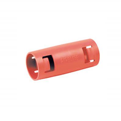 100 Stk Flex-Muffe M20 zugfest-dicht, Krt100Stk, orange, halogenfrei GTZMO20---