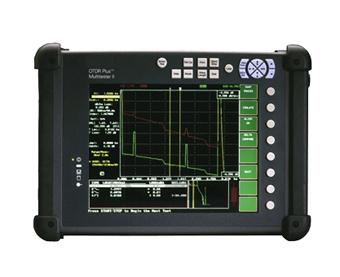 1 Stk OTDR Messung inkl. Protokoll für Multimode HARBEIT019