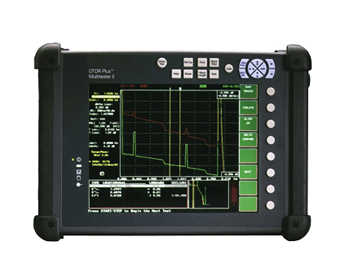 1 Stk OTDR Messung inkl. Protokoll für Singlemode HARBEIT021