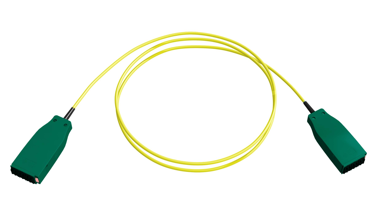 1 Stk H.D.S. LWL-Trunkkabel, 12xE09/125 OS2, LC/APC duplex, 18,0m HDSL9MM18L