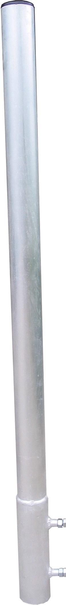 1 Stk SAT Mastverlängerung,Länge=1000mm,Durchmesser=50mm,Aluminium HSATMM10A-