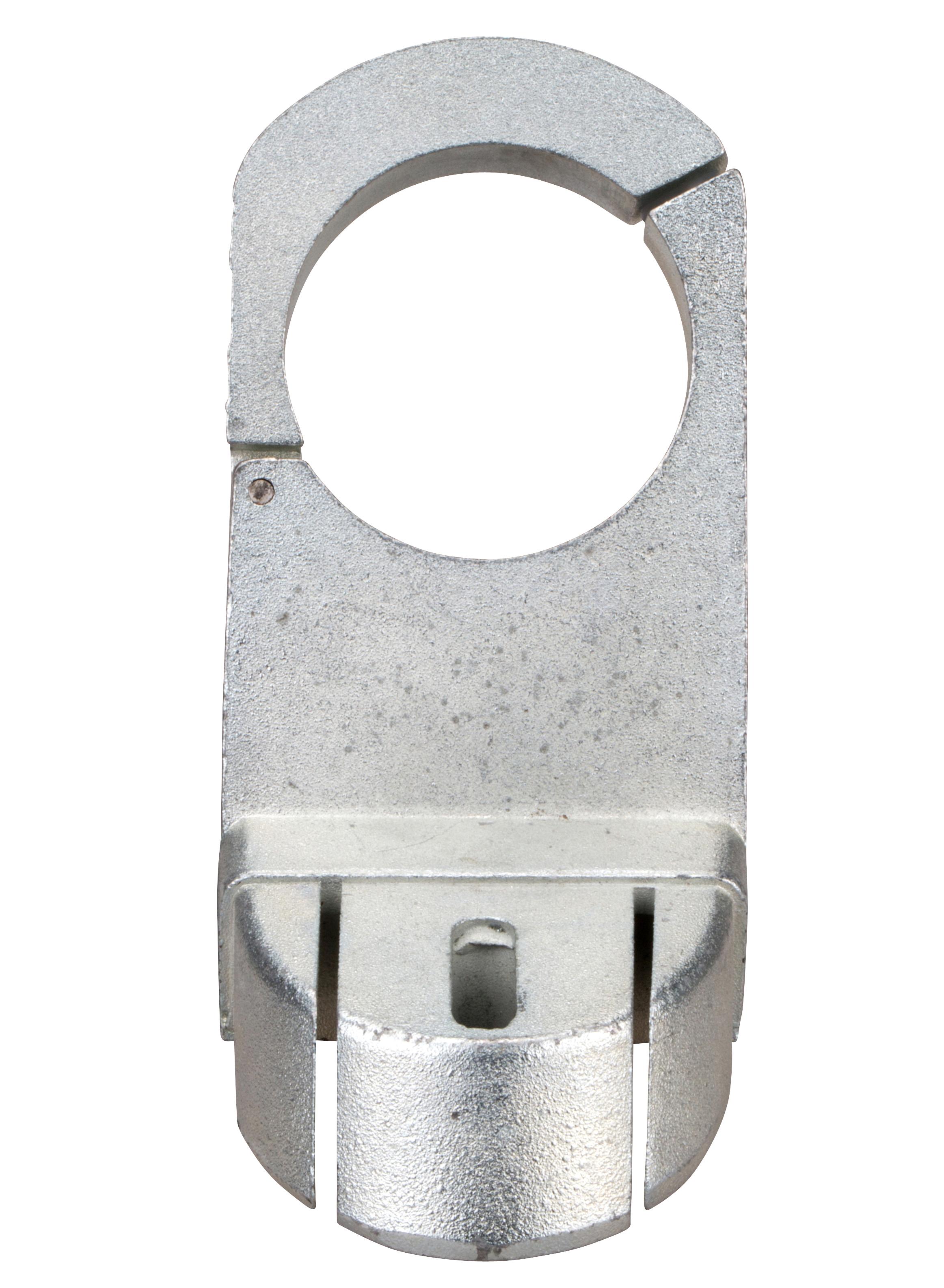 1 Stk SAT LNB Halter Aluminium, Ersatz für PVC Halter HSATZLH1A-