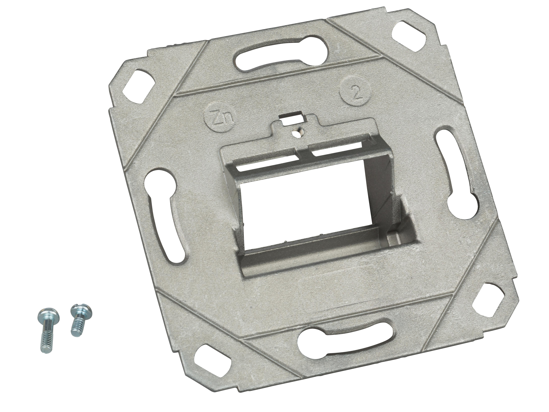 1 Stk Modulaufnahme leer für 1 oder 2 HSL-/HSP-Module, schräg, UAE HSED02UMBV