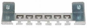 1 Stk LWL Kabel-Zugentlastungskamm für HSELS… Boxen und Panele HSELSFTTDM